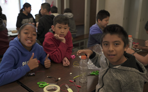 Peters 4-6 Fifth Graders Participate In Interactive Lesson Led By Boeing Engineers - article thumnail image